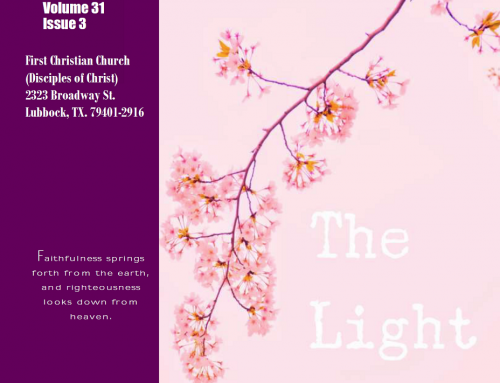 The Light – March 2020
