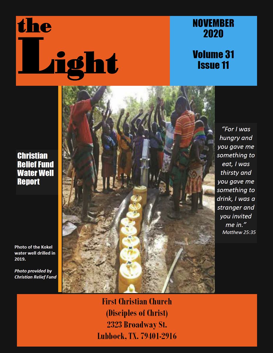 The Light – November 2020