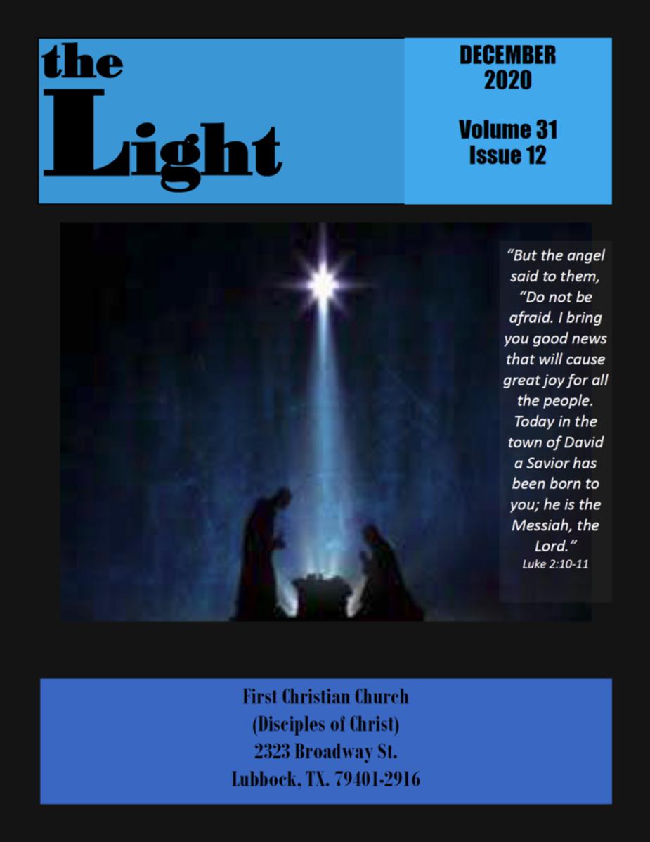 The Light – December 2020